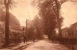 Klein Roucoop House in Voorschoten (Municipal Archives, Voorschoten)
