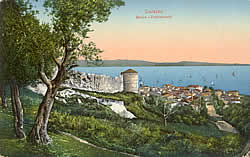 View over Durrës