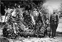 Graf van Thomson in Dürres