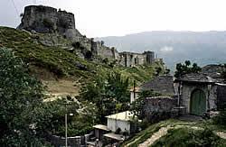 Citadel van Gjirokastër