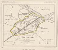 Kuijper, J., Provincie Zuid-Holland, Gemeente Heenvliet, Leeuwarden 1867