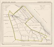 Kuijper, J., Provincie Zuid-Holland, Gemeente Middelharnis, Leeuwarden 1866