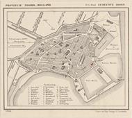 Kuijper, J., Provincie Noord-Holland, Gemeente Hoorn, Leeuwarden 1869